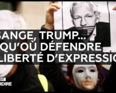 Interdit d'interdire – Assange, Trump… jusqu'où défendre la liberté d'expression ?