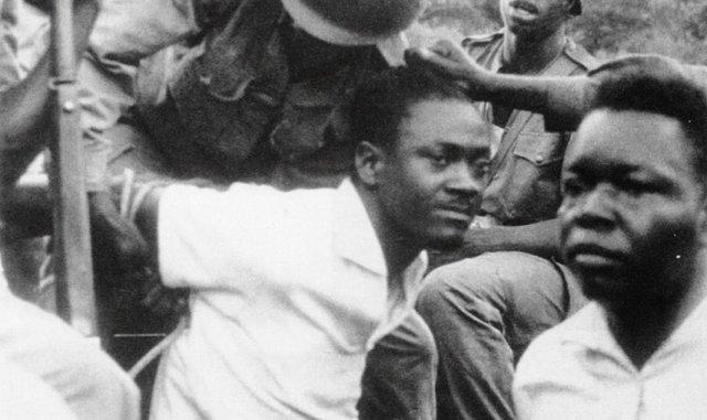Congo / En mémoire de Patrice Lumumba assassiné le 17 janvier 1961
