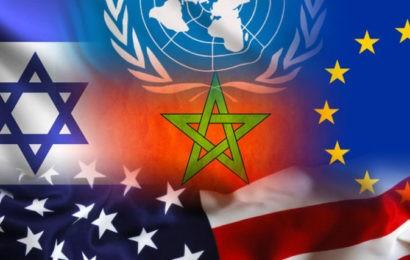 Le Maroc, l'Occident et Israël