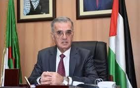 L'Ambassadeur palestinien salue la position de l'Algérie soutenant la cause palestinienne