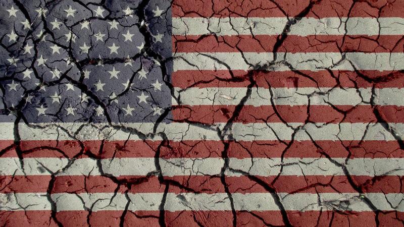 Après l'URSS, les USA s'effondrent