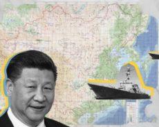 La guerre contre la Chine et la nouvelle longue marche