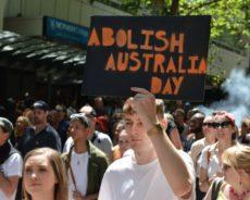 Mémoire historique aborigène et 'Australia Day'