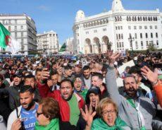 L'Algérie gronde