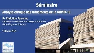 France / Analyse critique des traitements de la COVID-19