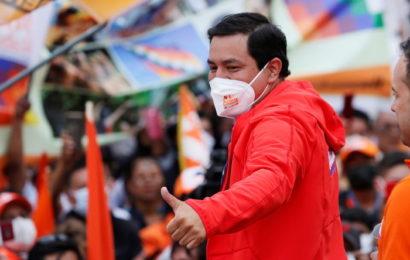 Présidentielle en Equateur : Arauz au second tour, deux autres candidats au coude-à-coude