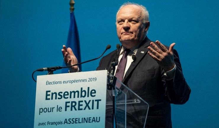France / Asselineau répond aux accusations