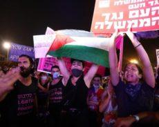 Le gouvernement israélien est en guerre contre sa propre société civile