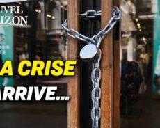 Signes alarmants d'une crise qui s'annonce ? ; Les français font peu confiance aux médias