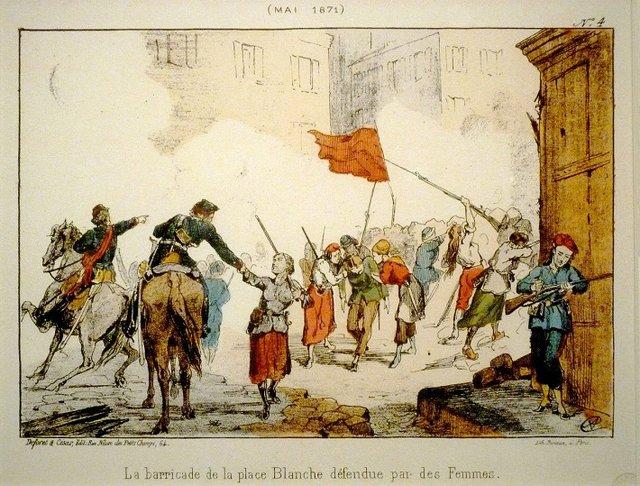 La Commune de Paris, la banque et la dette