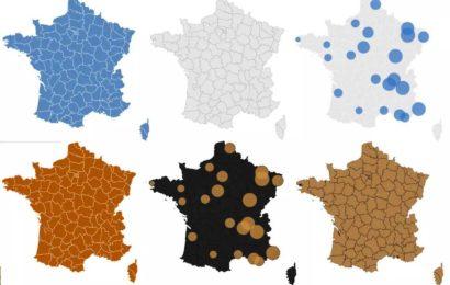 France / Pandémie Covid-19 : où en sommes-nous ? (au 18 février 2021)