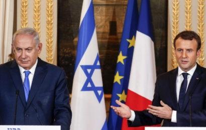 L'État français en lien avec le Mossad ?