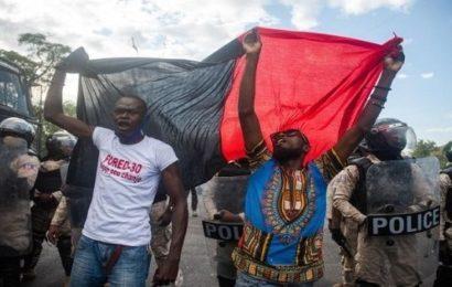 Grève générale en Haïti