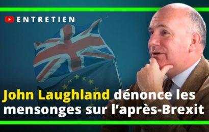 John Laughland dénonce les mensonges sur l'après-Brexit (entretien)