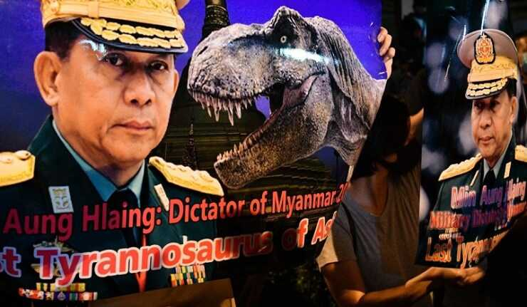Une histoire birmane, revisitée