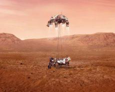 Les « sept minutes de terreur » qui attendent le rover Perseverance le 18 février
