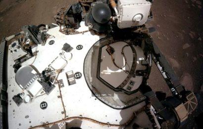 Mars comme si vous y étiez : Perseverance enregistre du son et sa descente en vidéo
