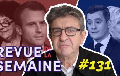 REVUE DE LA SEMAINE (#RDLS131) : Macron-Vidal : le nouvel obscurantisme d'État