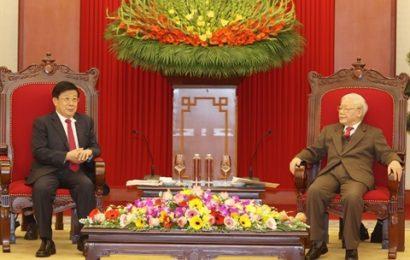 Renforcer les relations de bon voisinage Vietnam – Chine