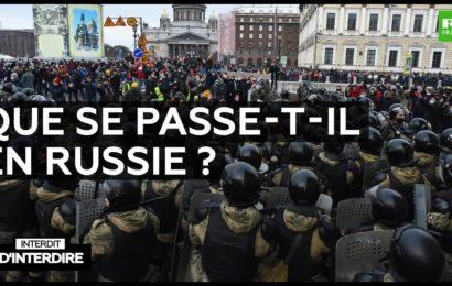 Interdit d'interdire – Que se passe-t-il en Russie ?