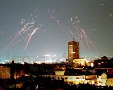 Les Serbes intentent un procès à l'OTAN