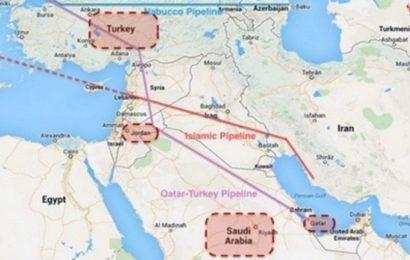 Méga coup gazier syro-iranien ?