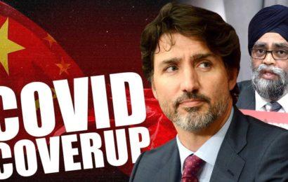 Dissimulation d'un scandale de dimension mondiale : le gouvernement de Trudeau a aidé la Chine à cacher les origines de la Covid-19