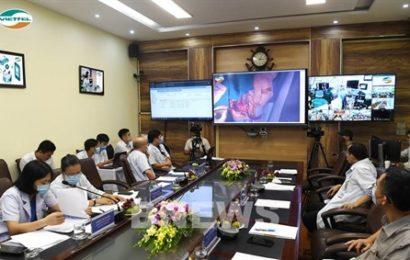 Écrire le nom du Vietnam sur la nouvelle Carte technologique