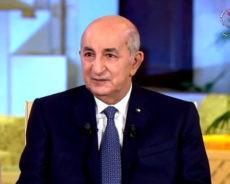 Algérie / Tebboune: «les revendications du Hirak populaire authentique satisfaites pour la plupart»