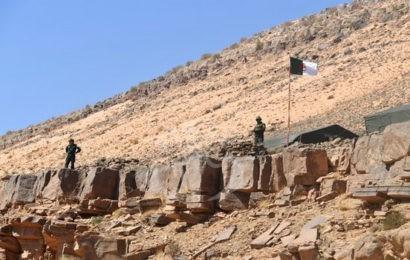 Trafic de drogues : L'Algérie ferme des issues utilisées par des bandes criminelles à Béchar