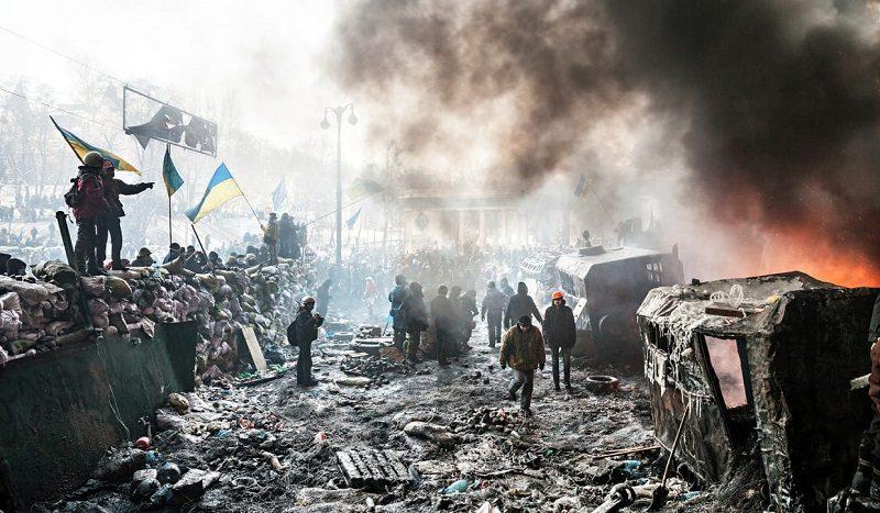 Origines du Maïdan, de la guerre dans le Donbass, et les liens de la région avec la Russie
