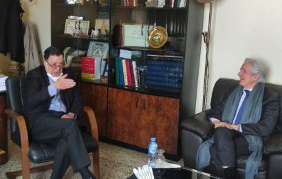 François Gouyette, Ambassadeur de France en Algérie :  «Le rapport Stora a été mal compris»