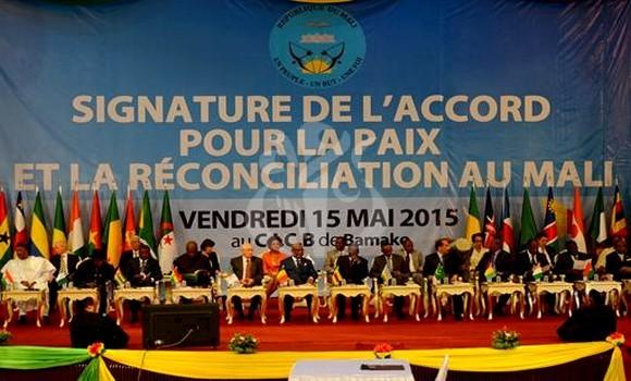 Réunion du GST-Mali : une opportunité pour faire le point sur le processus d'Alger