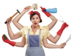 Tâches ménagères : trois jugements révolutionnaires