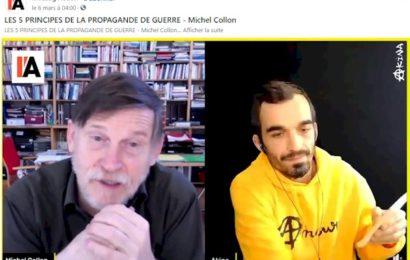 Algérie / Les cinq principes de la propagande de guerre appliqués au discours de Rachad