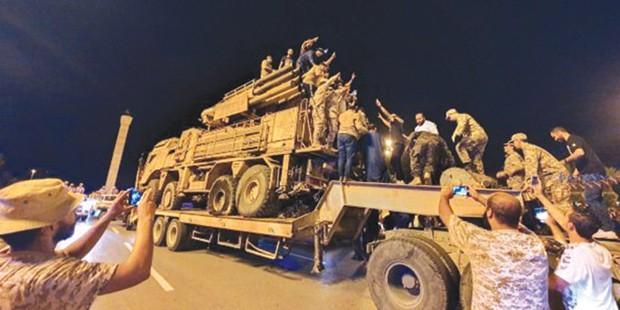 """ALORS QUE LE GOUVERNEMENT DE TRANSITION LIBYEN A OBTENU LA CONFIANCE DU PARLEMENT : L'ONU réclame """"le retrait des troupes étrangères"""""""