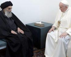 L'énigme Pape-Sistani