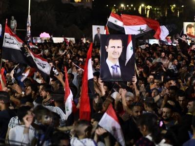 Élection présidentielle en République arabe syrienne