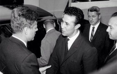 Le discours de J.F. Kennedy : Le pas d'un GEANT envers l'Indépendance de l'Algérie