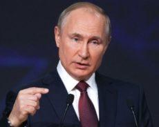 Forum Économique International de Saint-Pétersbourg (SPIEF) 2021 – Discours de Vladimir Poutine