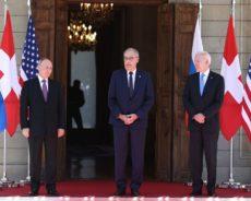 La paix est-elle de nouveau au centre des préoccupations politiques mondiales?