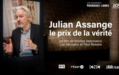 Julian Assange, le prix de la vérité | Un documentaire inédit LCP