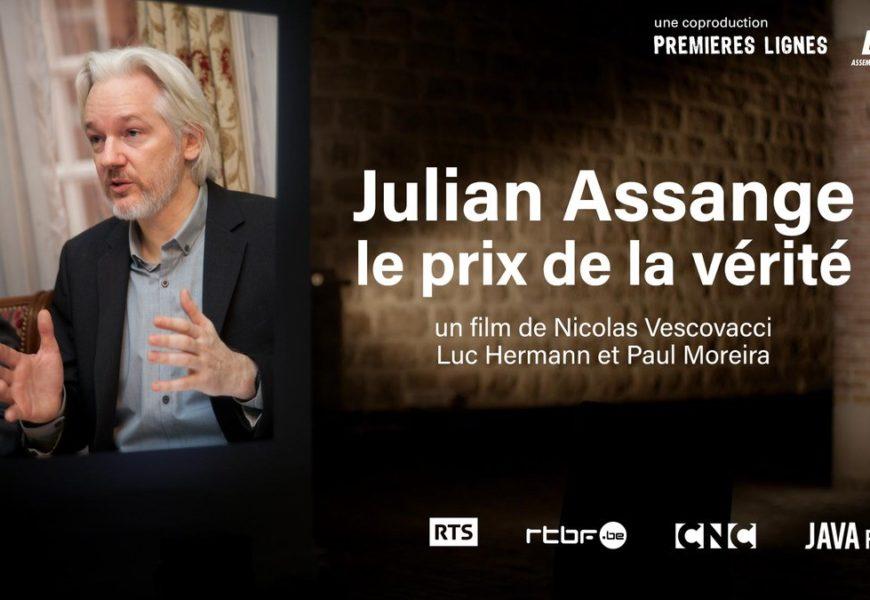 Julian Assange, le prix de la vérité   Un documentaire inédit LCP