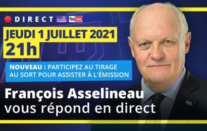France / François Asselineau répond à vos questions