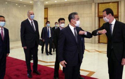 Syrie : la Chine passe à l'action