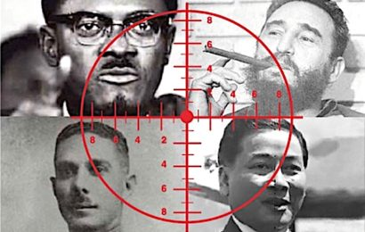 CIA : 70 ans de coups d'État, d'assassinats et d'opérations sous faux drapeau