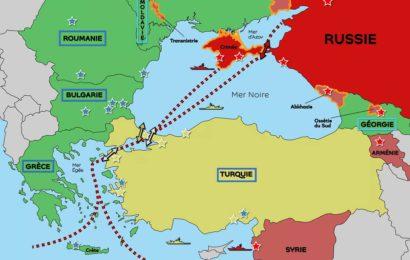 Les États-Unis vont-ils utiliser la mer Noire comme prochaine zone de conflit contre la Russie?
