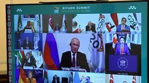 Vladimir Poutine s'exprime au sommet de la Coopération économique pour l'Asie-Pacifique