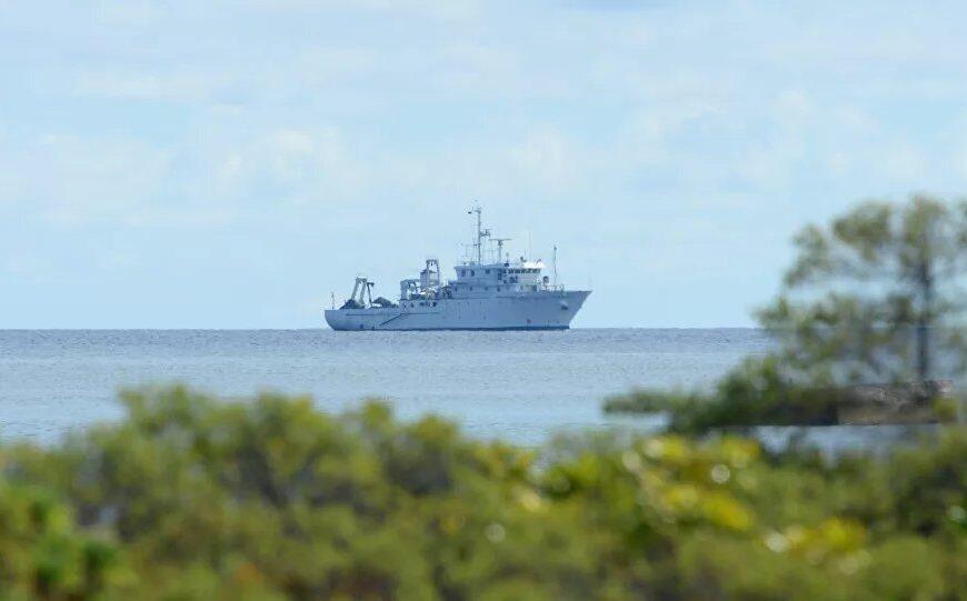 Pékin dit avoir «chassé» un navire américain en mer de Chine méridionale