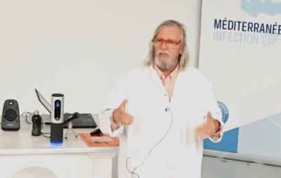 France / Pr. Raoult : « L'âge moyen ici [à l'IHU] de la mortalité chez les patients hospitalisés est de 81 ans »